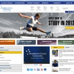 Redesigned Southern Cross University website going live!
