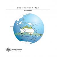 Subtropical Ridge - Summer