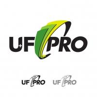 UF Pro - logo for garment label